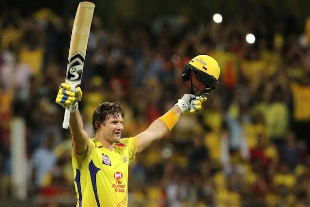 Shane Watson, IPL 2018, India, CSK,