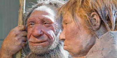 El cambio climático llevó a algunos neandertales al canibalismo