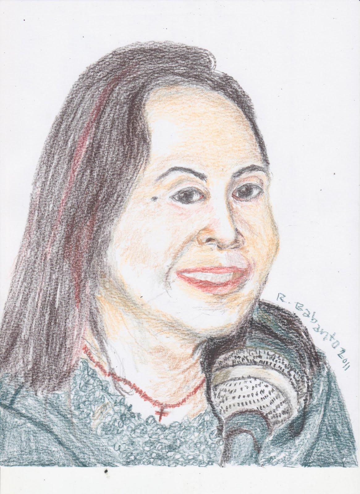 Rogelio babantos art gallery high school74 watercolor pencils