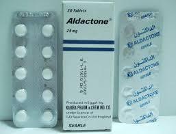 سعر دواء الداكتون Aldactone أقراص لعلاج الضغط