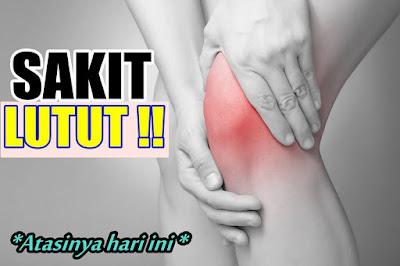 punca sakit lutut dan cara rawatan paling berkesan