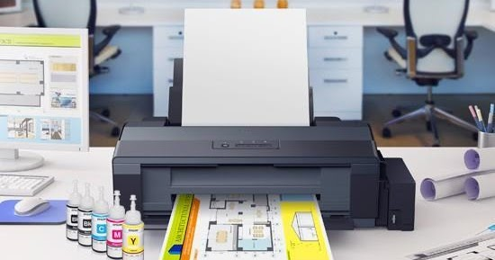 Driver Printer Epson L1300 Series Review Spesifikasi Mileniatech