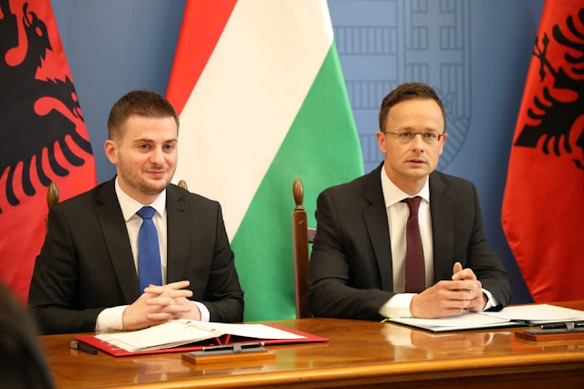 Official Hungary: EU must open negotiations with Albania in June, is unacceptable the postponement of the decision