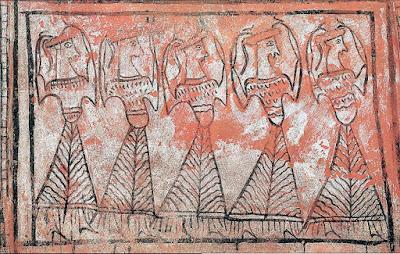 Όλη η ιστορία της αρχαίας Θήβας σε 1.000 τ.μ.