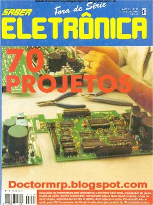 Revista saber eletronica 70 projetos