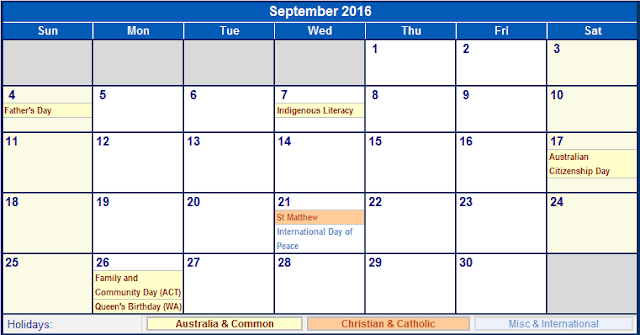 September-2016-Printable-Calendar-Australia-Holidays