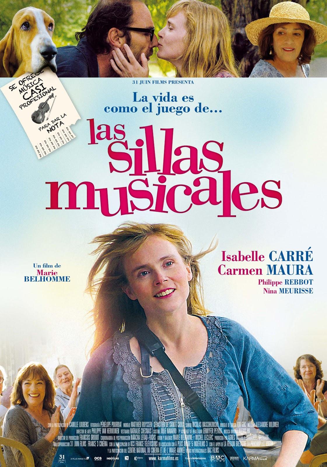 Las sillas musicales (2015)
