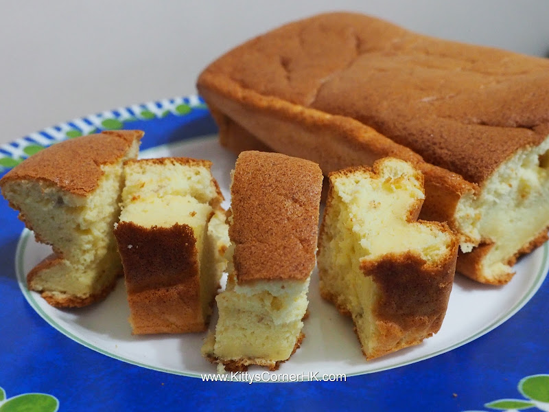 Light Banana Cake 輕盈香蕉蛋糕 自家食譜 home cooking recipes