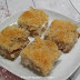 Kunafa (myös vegaaninen resepti) sekä kadayif