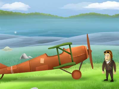 The Aviator Escape - Juegos de escape