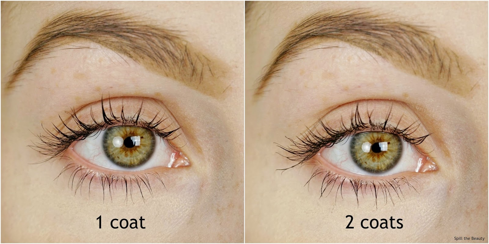 rimmel shake it fresh mascara review before and after
