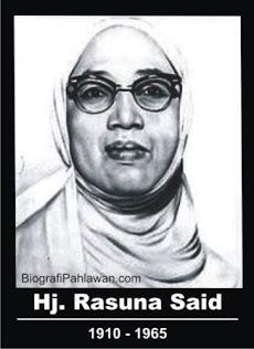 Sejarah Pahlawan Perjuangan Indonesia H.R Rasuna Said Dan Ir.H.Juanda Kartawijaya