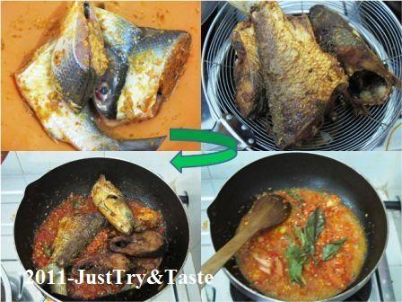 Resep Balado Ikan Bandeng & Kentang