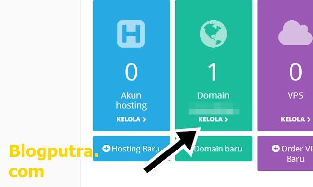 Cara Mengganti Domain Blogspot ke Com