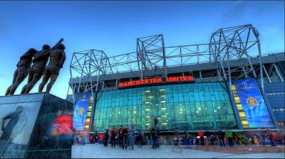 Perusahaan Tiongkok Beli Manchester United