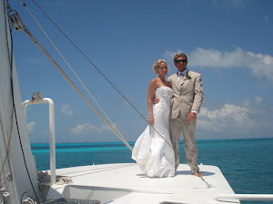 Wedding boats cancun