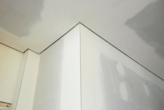 tali air pada ceiling plafon