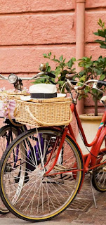 مجموعة مميزة من خلفيات الدراجات الهوائية