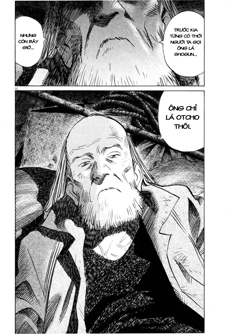 20th Century Boys chapter 177 trang 39