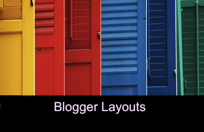 Blogger Layout Week 8: Picture Window #2