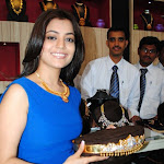 Actress Nisha Agarwal Latest Pics at HITEX Gems & Jewellery Expo