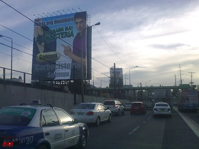 Billboard Rates on EDSA