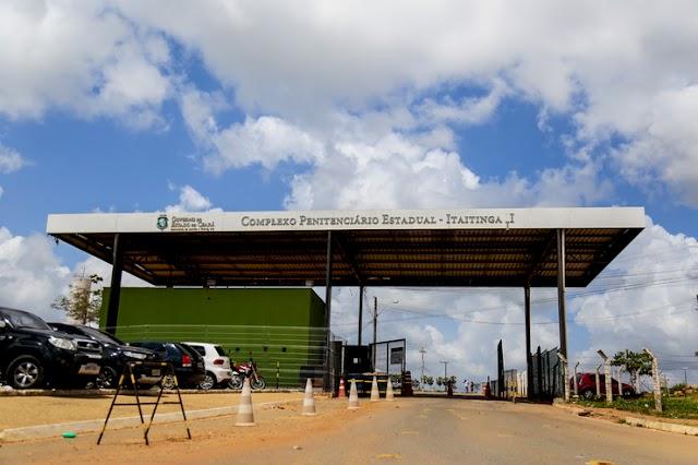 407 celulares e centenas de TVs foram retirados de presídios do Ceará desde a semana passada