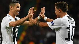 UEFA:DYBALA NA RONALDO WALIVOCHANGIA KUIUMIZA MAN.UNITED OLD TRAFFORD