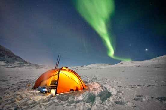 If you're a serious winter lover, Abisko is one of the best places you can go. Almost as far north as you can get on a train in Europe, this Swedish town is one of the world's best places to catch the Northern Lights. - European Cities to Visit During the Winter