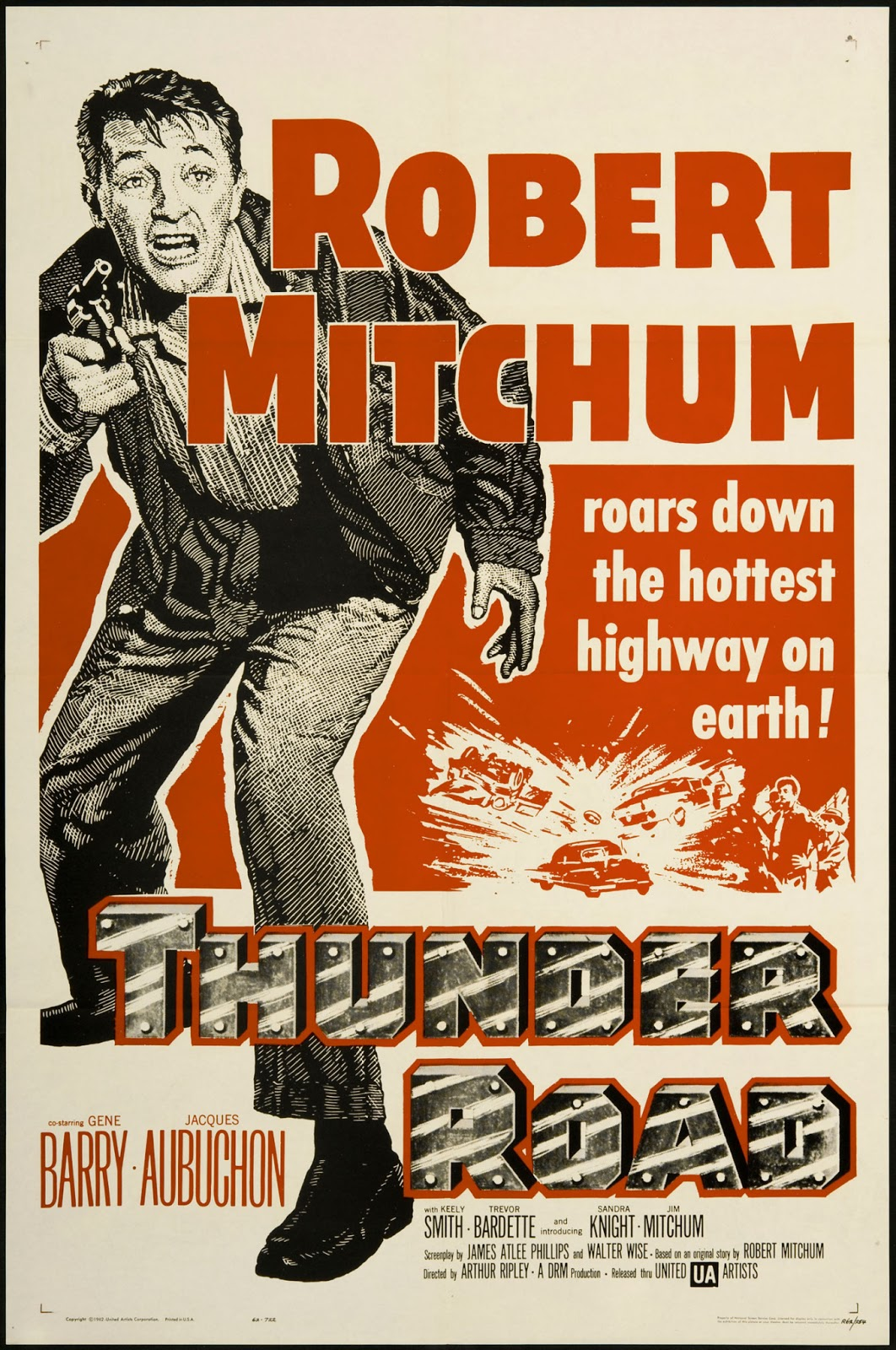 GONNA PUT ME IN THE MOVIES: THUNDER ROAD