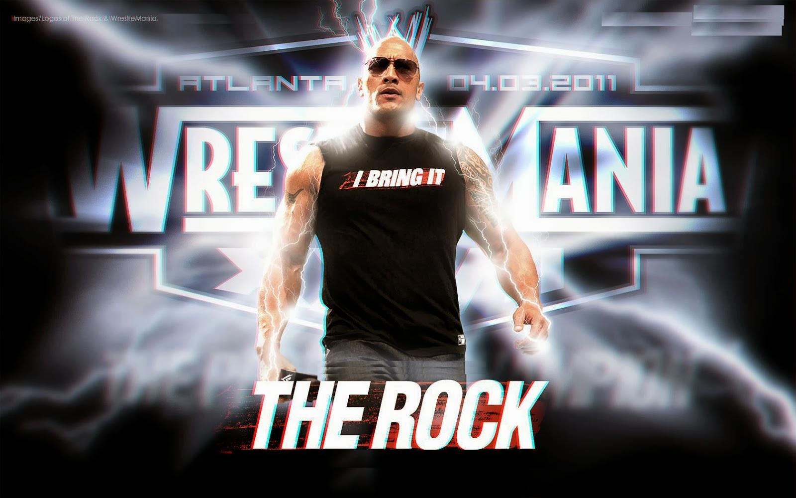 The Rock Hd Wallpapers Free Download | WWE HD WALLPAPER ...