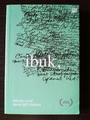 Cover Novel Ibuk,