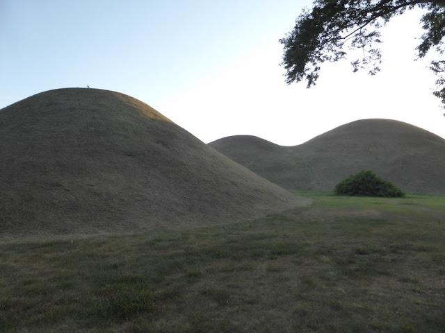 Túmulos del Reino Shila