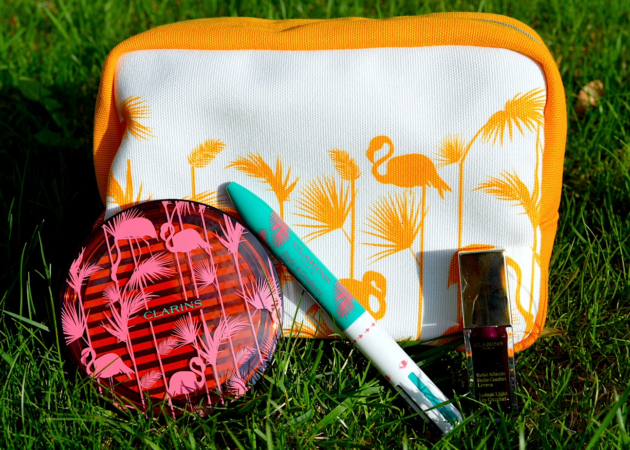 Clarins summer 2018 colleciton