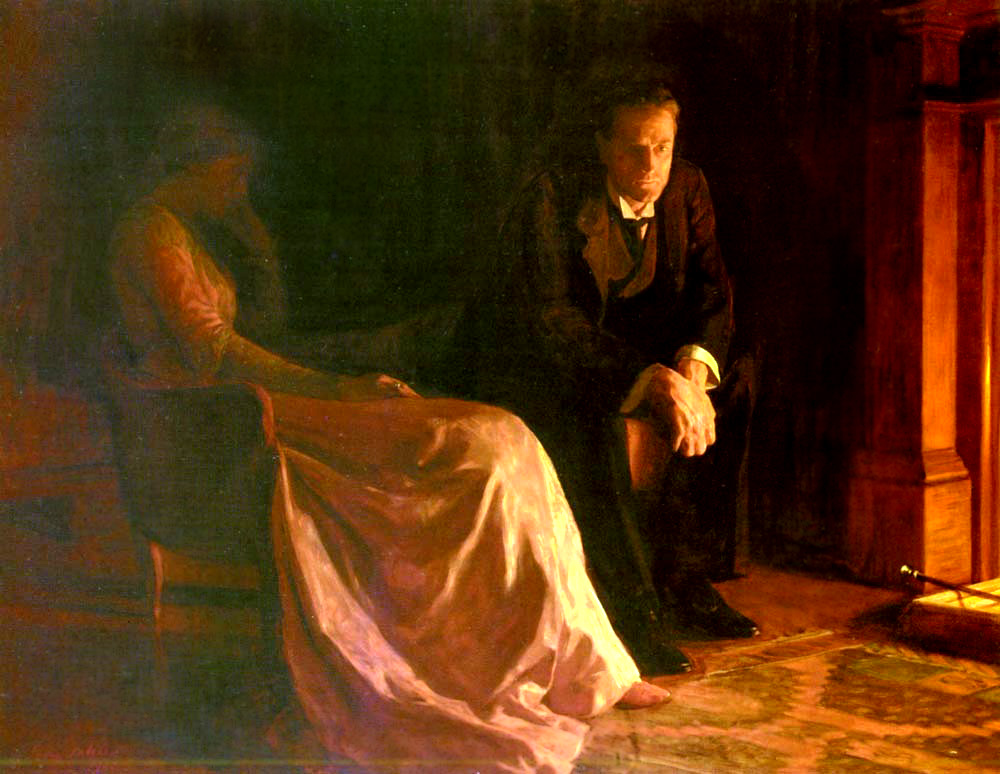 Zirnspiration Painting Obscure 19th Century Collection