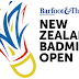 Live Streaming Badminton New Zealand Open 2019 [2.4.2019]