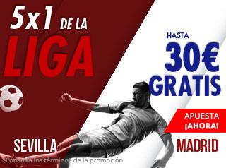 suertia promocion Sevilla vs Real Madrid 26 septiembre