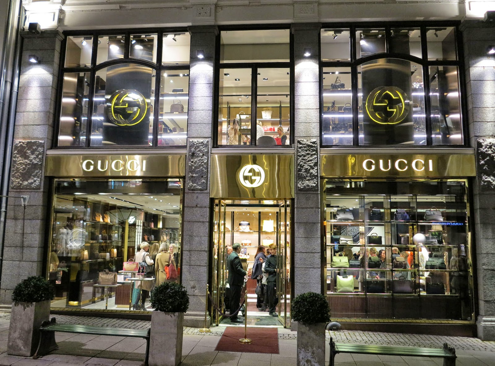 Fashion In Oslo Eternal Grace By Gucci