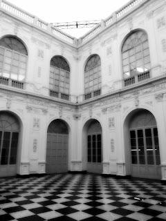 Pátio no Interior do MALI (Museo de Arte de Lima)