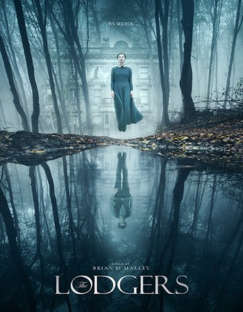 The Lodgers English 720p