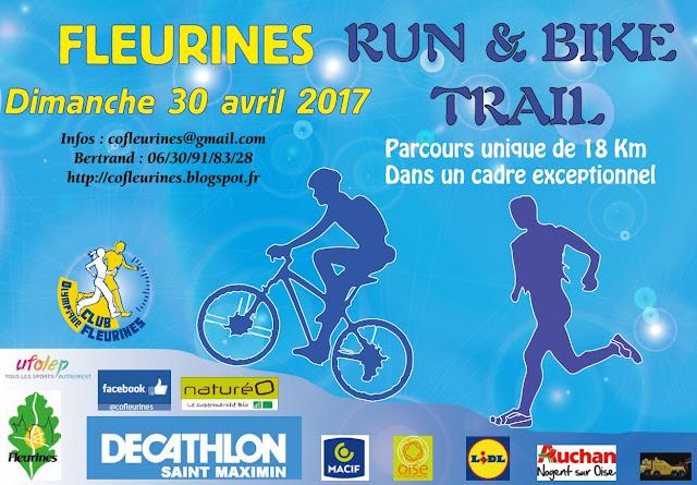 16ème Bike & Run de fleurines 30/04/17 AfficheR%2526B2017_COF