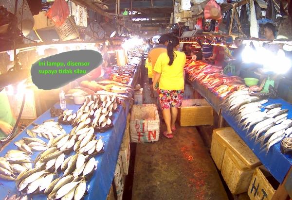 pedagang ikan pasar masomba