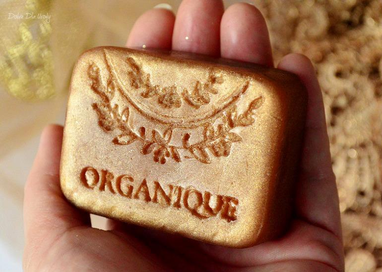 Organique Rytuał Shiny Luksusowe mydło glicerynowe Shiny Ritual recenzja