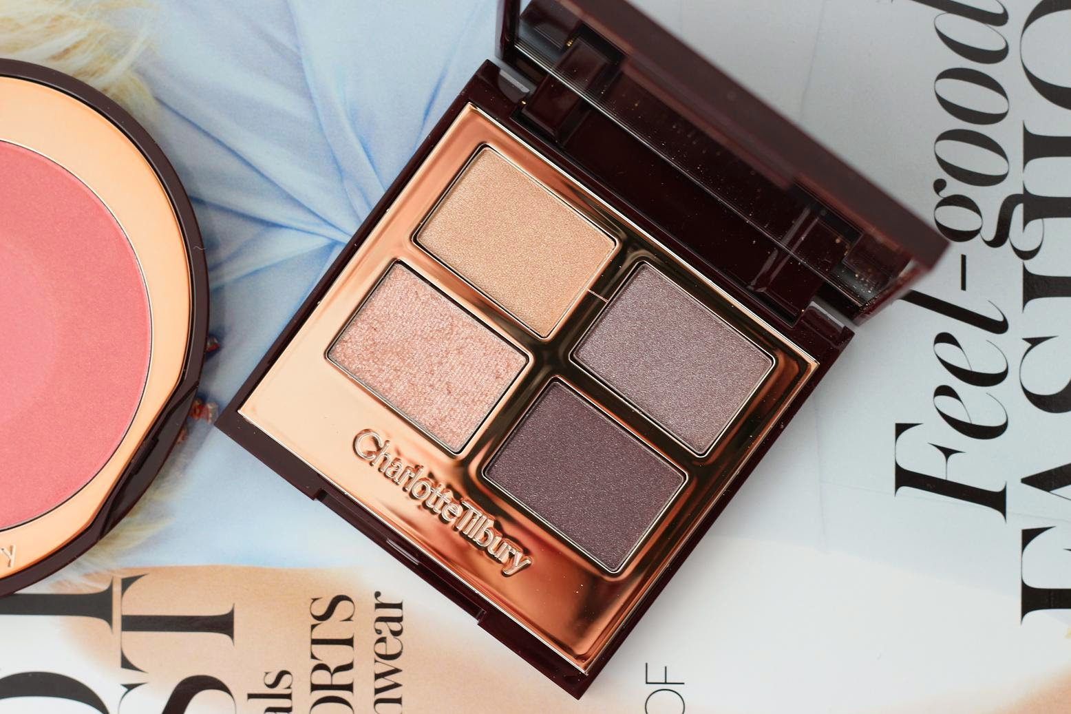 Charlotte Tilbury Luxury Palette The Uptown Girl