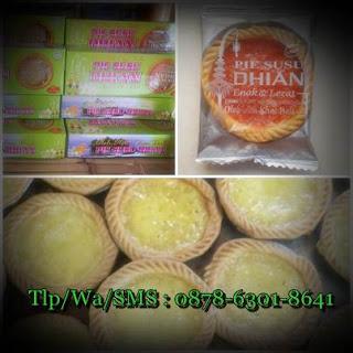 Belanja Oleh Oleh Bali Pie Susu Dhian Yang Halal