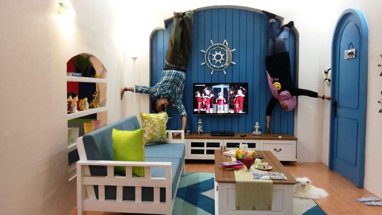 Upside Down World Jogja Harga Tiket Masuk - Wisata Rumah Terbalik