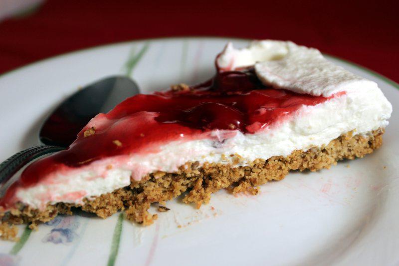 Low Sugar Ice Cream Cake Recipes: SPLENDID LOW-CARBING BY JENNIFER ELOFF: Cherry Cheese Pie