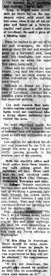 Object Lands on Highway (-cont) - Amarillo Daily News 11-4-1957