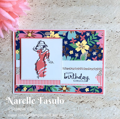 Beautiful You - Sneak Peek - Simply Stamping with Narelle