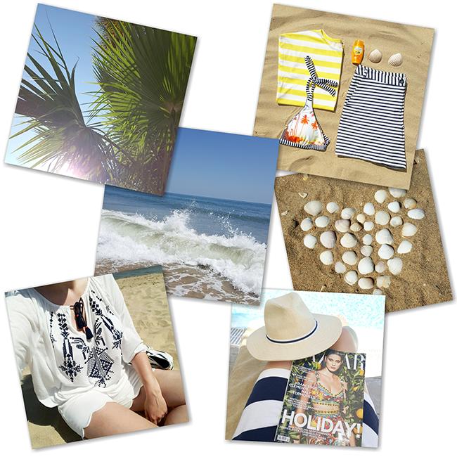 Postcards, vacation, Spain, Spanien, Urlaub